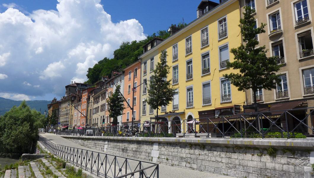 Quais de l'Isère - Ville de Grenoble