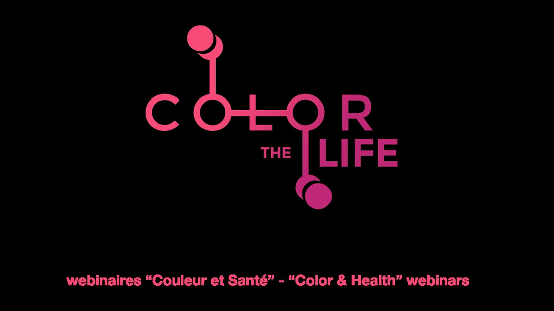 Webinaire Color the Life - Couleur et Santé