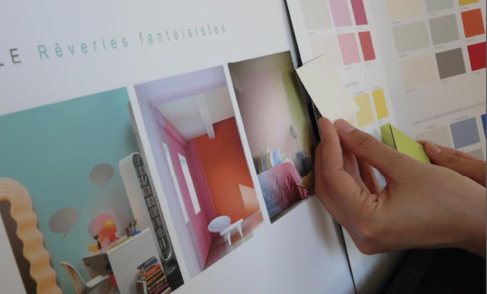 Design d'outils marketing - Nacarat Color Design