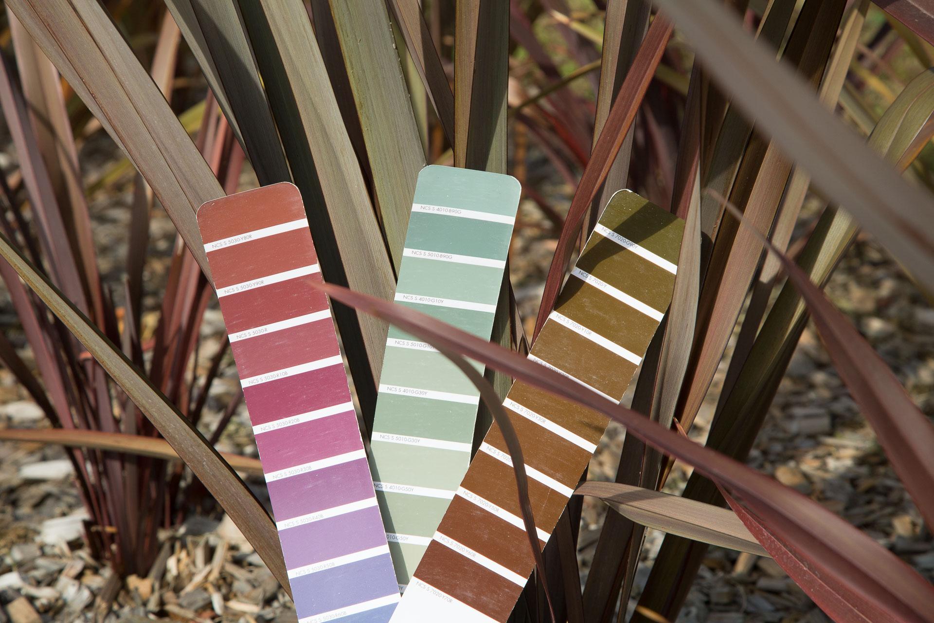Couleur & Paysage Nacarat Color Design