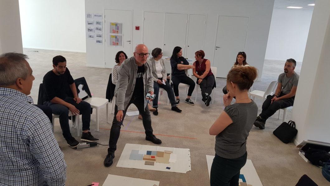 Eau du Grand Lyon - Atelier de co-construction - Nacarat-color-design