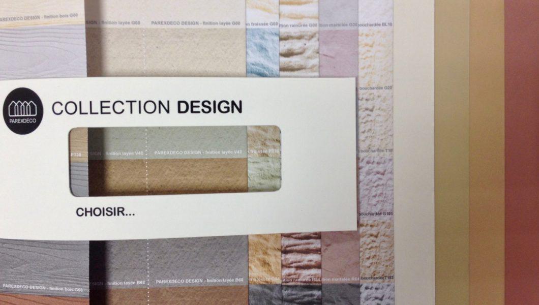 Design de la collection PAREX Déco Design pour Parexlanko