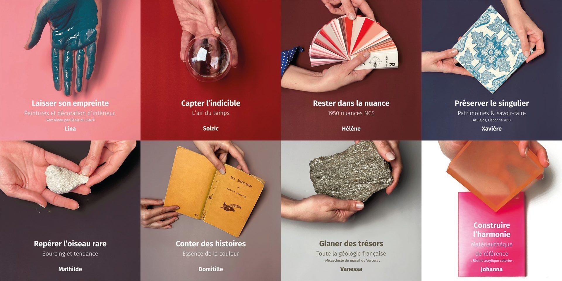 France Design Week - Nacarat Color Design
